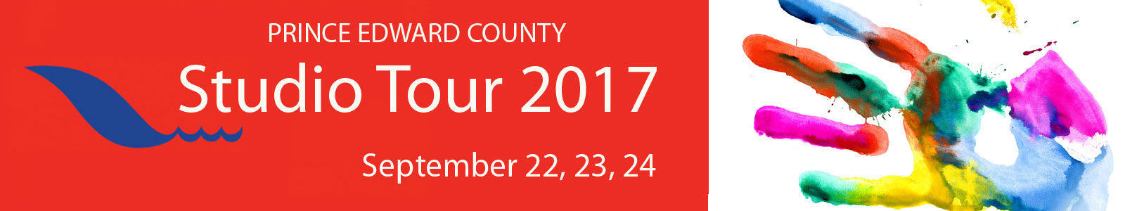 Prince Edward County Studio Tour 2017 September 22, 23, 24