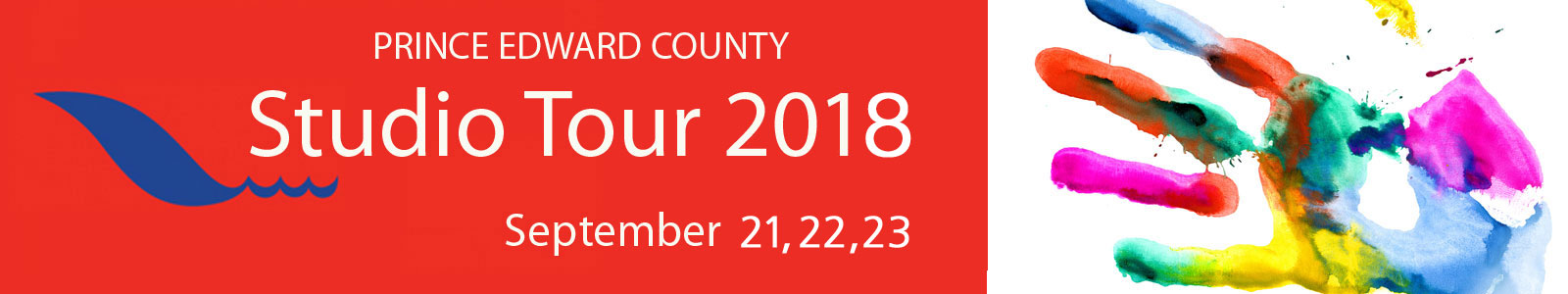 Prince Edward County Studio Tour 2018 September 21, 22, 23